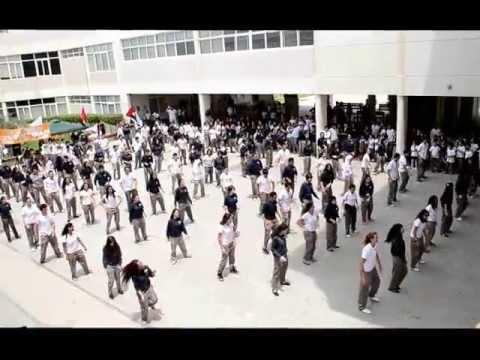 ISC DXB flashmob