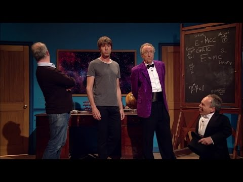 """Eric Idle's """"The Entire Universe"""" - Official Trailer"""
