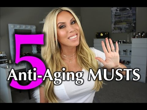 5 Anti-Aging Ingredients Guaranteed to Reverse Signs of Aging | Dr. Recommended