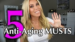 5 Anti-Aging Ingredients Guaranteed to Reverse Signs of Aging   Dr. Recommended