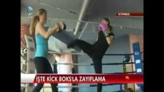 Gambar cover Süreyya Ağıl ile Kick Boks - Kanal D