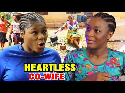Heartless Co - Wife COMPLETE MOVIE - Destiny Etiko & Chacha Eke 2020 Latest Nigerian Nollywood Movie