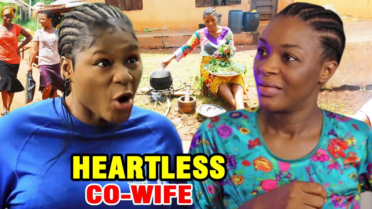 Download Heartless Co-Wife COMPLETE MOVIE - Destiny Etiko & Chacha Eke 2020 Latest Nigerian Nollywood Movie