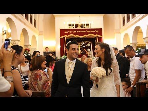 Vidéo mariage juif | Stéphanie & Damien