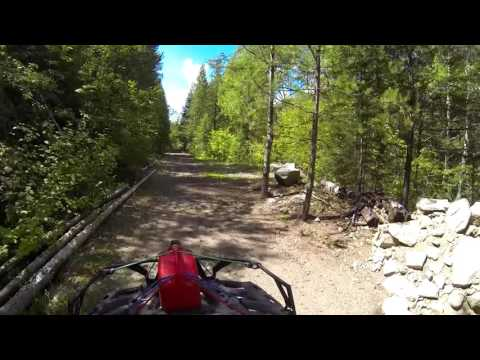 Columbia&WesternRailBed -  To Christina Lake (Part 5 of 7)