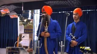 Punjab2000.com - Kavishri Jatha Bhai Mahal Singh Chandigarh Wale at Guru Teg Bahadur Gurdwara
