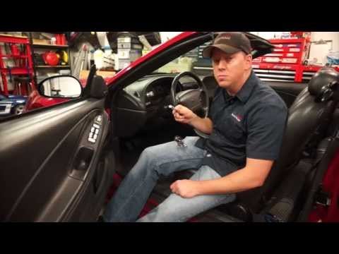 Enhancing Your Mustang Interior Using UPR Products