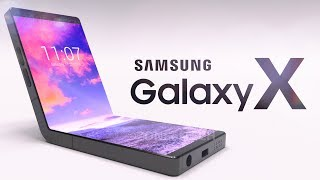 Samsung Galaxy X - UNVEILED!