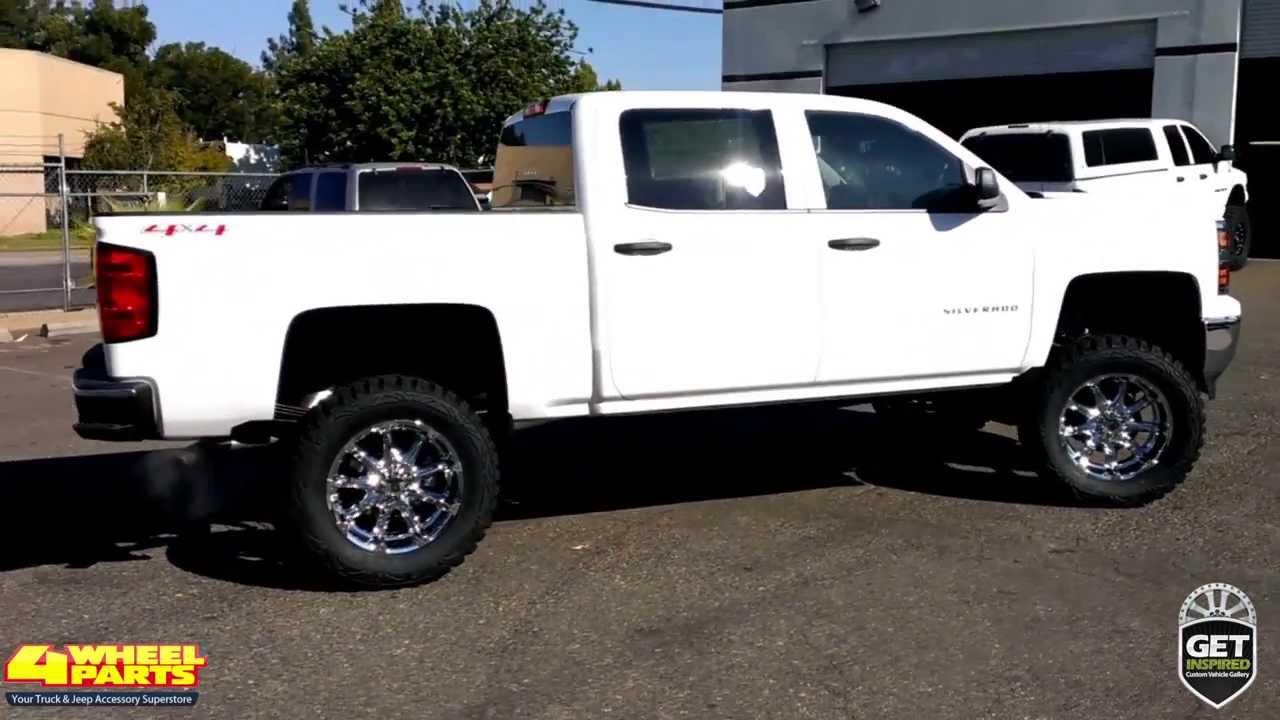 Chevy Silverado Parts Sacramento Ca 4 Wheel Parts Youtube