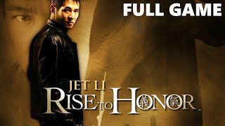 Jet Li: Rise to Honor Full Walkthrough Gameplay - No Commentary (PS2 Longplay)