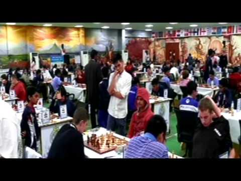 World Junior Chess Championship 2016, Day 4