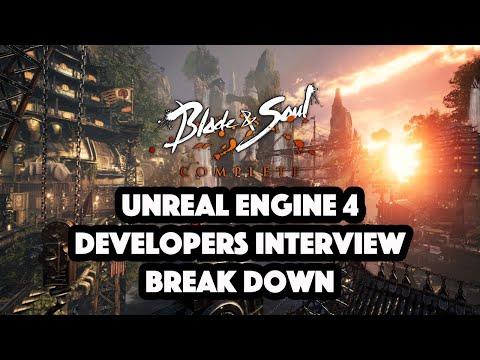 [B&S] Unreal Engine 4 Korean Developer Interview Break Down