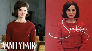 Becoming Jackie Kennedy with Natalie Portman | Vanity Fair