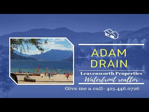 Lake Wenatchee land for sale - power, septic, water installed!