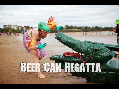 In Darwin: Beer Can Boats Race Through Croc-Infested Waters | HuffPost Life