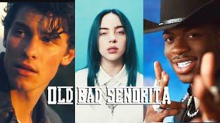 Billie Eilish Feat Lil Nas X, Shawn Mendes, Camila Cabello - Old Bad Senorita  (Robin Skouteris Mix)