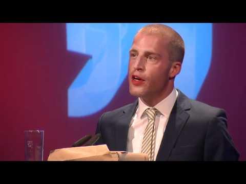 Benjamin von Stuckrad-Barres Rede beim Axel-Springer-Preis für junge Journalisten