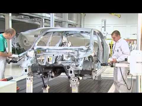 TV Rychnov: Svařovna závodu Škoda Auto