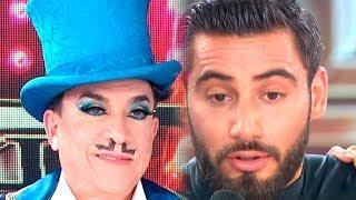 Nicolás Occhiato le pidió disculpas a Sofía Pachano por no haber querido bailar un lento