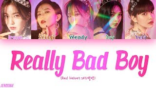 "All rights administered sm entertainment • artist: red velvet (레드벨벳) song: 'rbb (really bad boy) album: 5th mini album ""rbb"" ..............................."