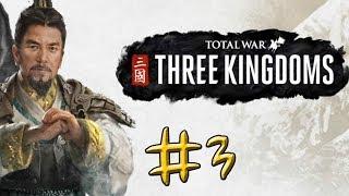 Let's Play Total War Three Kingdoms #3: Am Gelben Fluss (Keine Echtzeitschlachten / Angespielt)