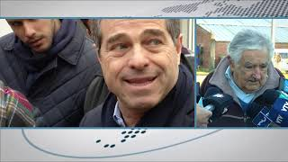 Mujica dijo que encabeza la lista del MPP por el riesgo que hay de perder las elecciones