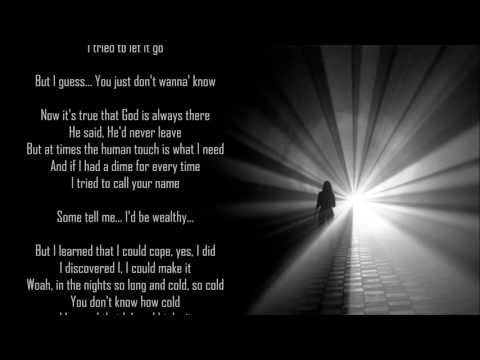 You Just Don't Want To Know ༺♥༻ Marvin Winans