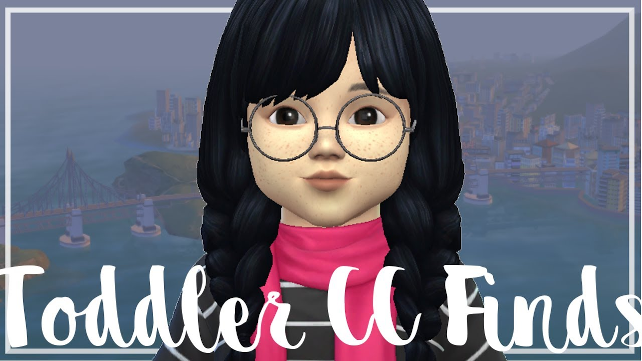 Toddler Cc Finds Maxis Match The Sims 4 Full Cc List