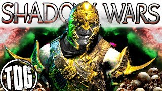 A NEW NEMESIS IS BORN (and EVERYTHING breaks) | Middle Earth: SHADOW WARS