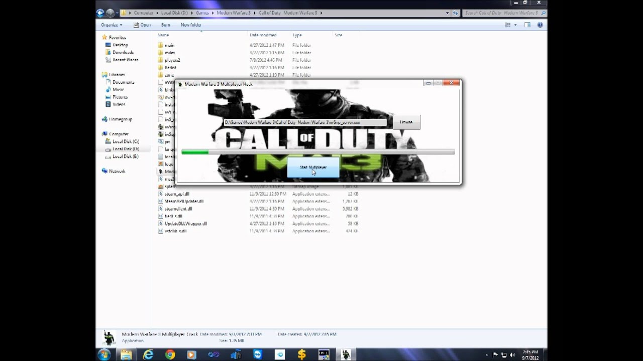 cod mw3 crack only download
