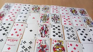 ♦♠♥♣ГДЕ,  С КЕМ,  ЧЕМ ЗАНЯТ КОРОЛЬ?  цыганский расклад,  гадание онлайн на  игральных  картах