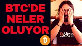 BITCOIN'DE NELER OLUYOR??? (Kripto Para Genel Piyasa Analizi 29 Haziran 2018)
