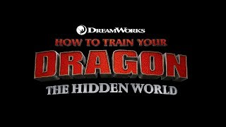 How to Train Your Dragon 3 -LOGO REVEALED!