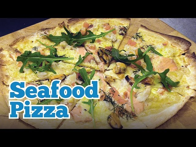 KITCHEN CRAFT - Seafood Pizza