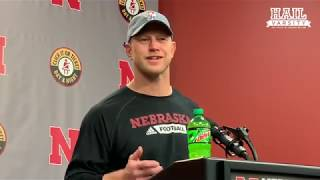 Nebraska Football: Husker HC Scott Frost Talks Culture, a Winning Mentality and Technique