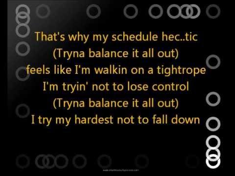 Rocko-Gift of Gab-Balance W/Lyrics