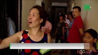 VTC14   Hà Nội: Cháy chung cư khiến nhiều người hoảng loạn