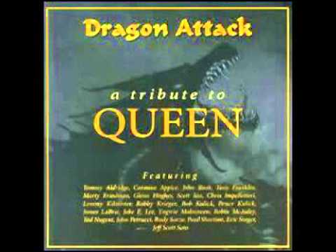 DRAGON ATTACK (1996) A Tribute To QUEEN [Full Album]