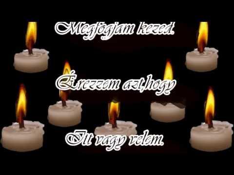 drága bátyám emlékére !!!!! te nem haltál meg csak el mentél szebbet álmodni :((((!!!! - YouTube