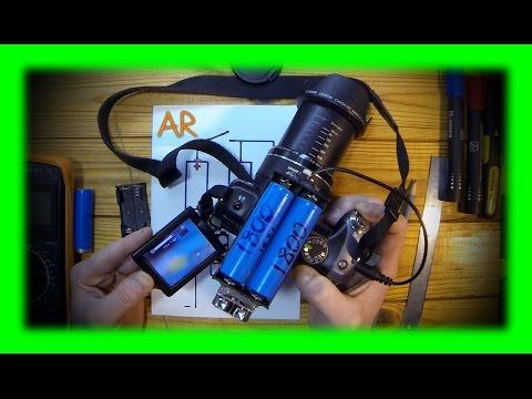 Антикризисная батарея для вашей камеры / Anti-crisis battery for your camera