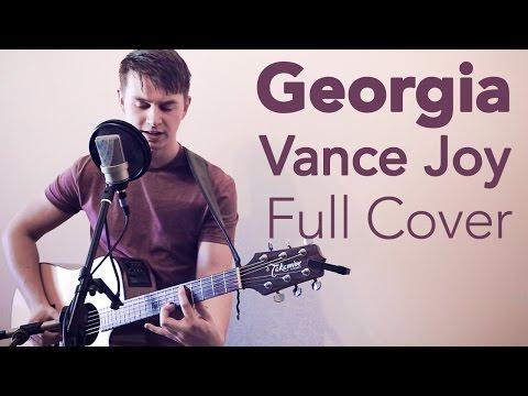 Georgia - Vance Joy - Full Cover by Jack Deacon
