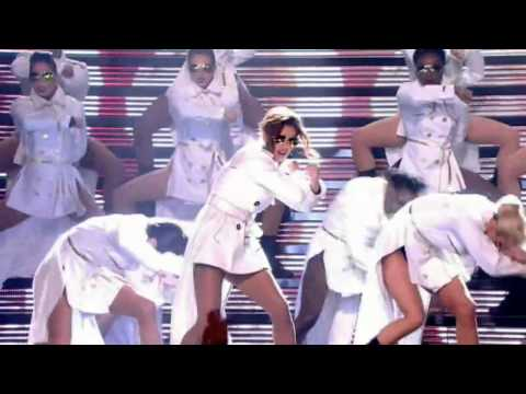 Cheryl Cole - Fight For This Love (The Brit Awards 2010) HD