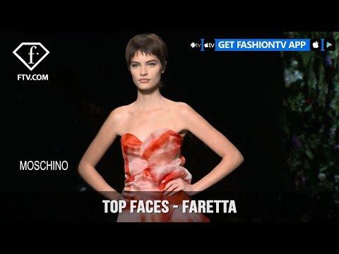 Faretta Radic Top Faces Croatian Fashion Model Spring 2018 | FashionTV | FTV