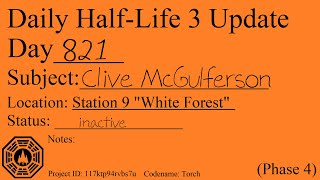 Daily Half-Life 3 Update: Day 821