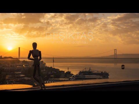 Beşiktaş - 4K Postcard