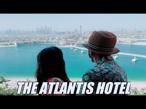 Enjoying Atlantis Hotel – Palm Jumeirah Dubai | Ishika Khan vlog | Day 6
