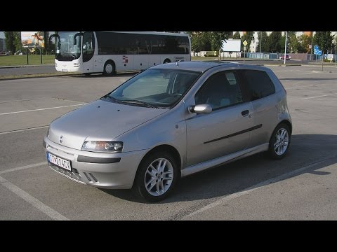 Fiat Punto Sporting mk2a 1.2 16V 2000 Chassis corrosion repair Summer 2013