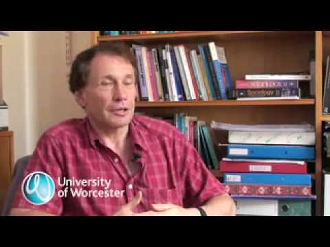 Harvard referecing - Mike Webb, University of Worcester