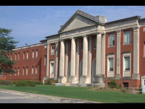 Abandoned Insane Asylum (Williams Building) - Columbia, SC