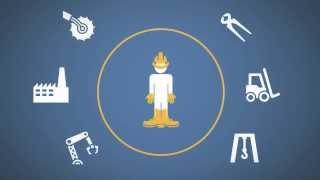 Видеоинфографика о социальном страховании несчастных случаев на производстве